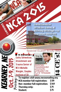 NCA Flyer for Conference 2015
